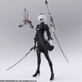 NieR:Automata -  2B / YoRHa No.2 Type B Version 2.0 [BRING ARTS / Square Enix]