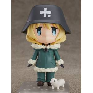 Girls' Last Tour - Yuri [Nendoroid 1073]