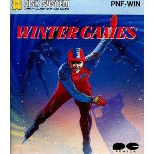 Winter Games [FDS - Used Good Condition]