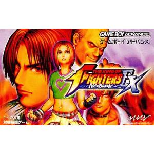 The King of Fighters EX - Neo Blood [GBA - Used Good Condition]