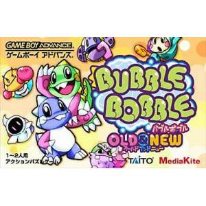 Bubble Bobble Old & New [GBA - occasion BE]