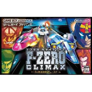 F-Zero Climax [GBA - Used Good Condition]