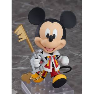 Kingdom Hearts II - King Mickey [Nendoroid 1075]
