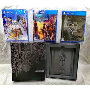 Kingdom Hearts III - All-in-one Package / Integrum Masterpiece e-store Limited Edition [PS4]