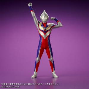 Daikaiju Series - Ultra New Generation - Ultraman Tiga [X-Plus]