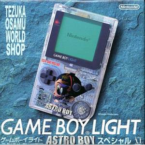 Game Boy Light Astro Boy Special Clear Edition Limitée [GB - occasion BE]