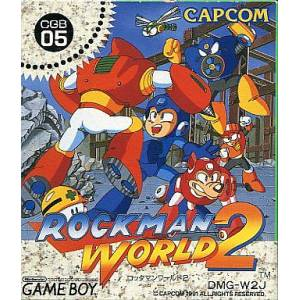 Rockman World 2 / Mega Man II [GB - occasion BE]