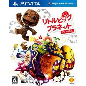 Little Big Planet PlayStation Vita [PSVita]