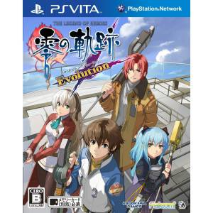 Eiyuu Densetsu / The Legend of Heroes - Zero no Kiseki Evolution [PSVita - Used Good Condition]