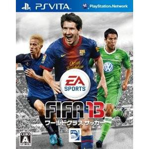 FIFA 13 [PSVita - Used Good Condition]