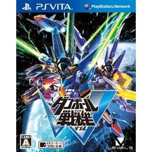 Danball Senki W [PSVita - Used Good Condition]