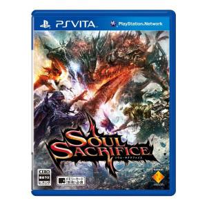 Soul Sacrifice [PSVita - Used Good Condition]