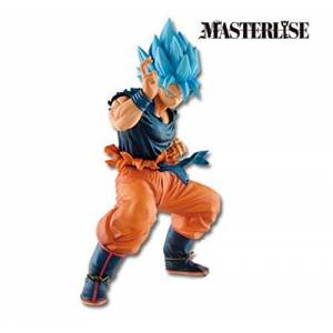 Ichiban Kuji - Dragon Ball Super The 20th Film D Prize - SSGSS Son Goku [Banpresto]