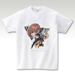 SNK 40th anniversary illustration T-Shirts Hiroaki Ver. Limited Edition [Goods]