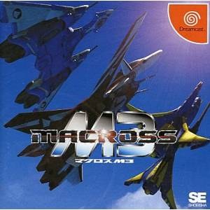 Macross M3 [DC - Used Good Condition]
