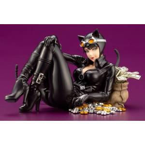 DC COMICS Bishoujo - DC UNIVERSE Catwoman Returns [Kotobukiya]