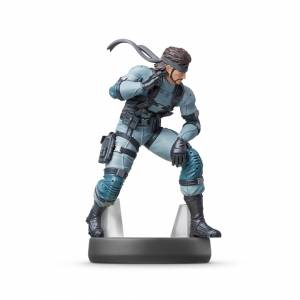 Amiibo Snake - SUPER SMASH BROS. SERIES [Switch]