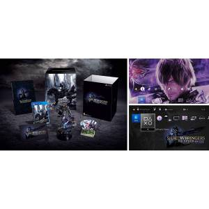 Final Fantasy XIV - Shadow Bringers Collector's Edition [PS4]