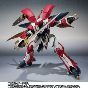 AURA FHANTASM / Aura Battler - Bellvine Limited Edition [Robot Spirits SIDE AB]