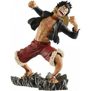 Ichiban Kuji - One Piece Memorial Log A Prize - Luffy [Banpresto] [Used]
