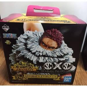 Ichiban Kuji - One Piece Memorial Log B Prize - Katakuri [Banpresto] [Used]