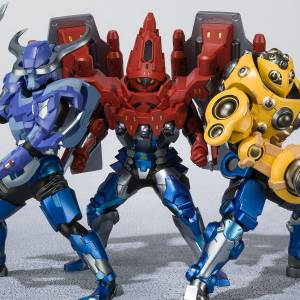Kamen Rider Build  - Owl Hard / Castle Hard / Stag Hard Limited Set [Figuarts Zero]