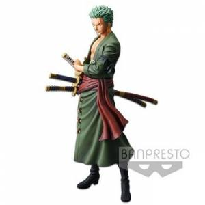 One Piece - Grandista The Grandline Men Rorona Zoro [Banpresto]