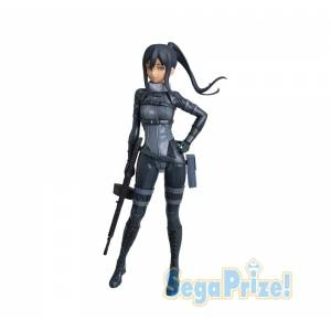 Sword Art Online Alternative - Gun Gale Online - Pitohui - Online Premium Figure [Sega]