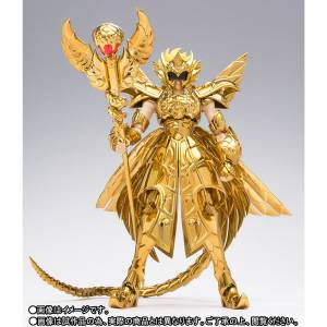 Saint Seiya Myth Cloth EX - Meiou Shinwa - Ophiucus no Odysseus Original Color Edition Limited Edition [Bandai] [Used]