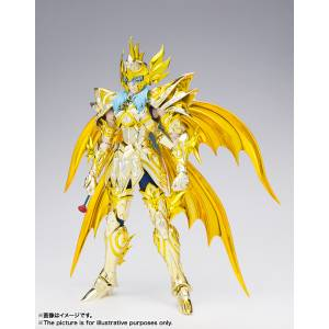 Saint Seiya Myth Cloth EX - Pisces Aphrodite (God Cloth / Soul of Gold) [Used]