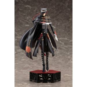 Code Geass: Lelouch of the Rebellion R2: Lelouch CODE BLACK 1st Live Encore ! Reissue [ARTFX J]