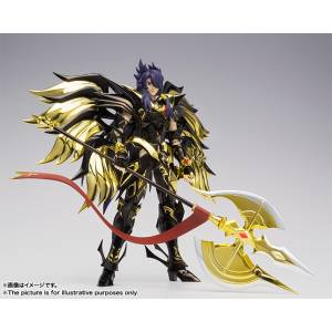 Saint Seiya Myth Cloth EX - Loki (God Cloth / Soul of Gold) [Used]