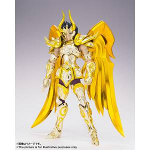 Saint Seiya Myth Cloth EX - Capricorn Shura (God Cloth / Soul of Gold) [Used]