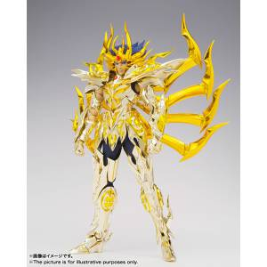 Saint Seiya Myth Cloth EX - Cancer Death Mask (God Cloth / Soul of Gold) [Bandai] [Used]