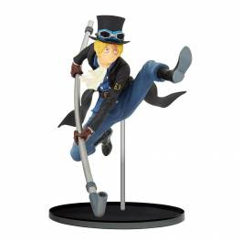 One Piece - World Figure Colosseum - Zoukeiou Choujou Kessen 2 vol.8 -  Sabo [Banpresto]
