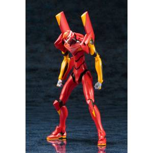 Neon Genesis Evangelion EVA-02 Production Model TV Ver. Plastic Model [Kotobukiya]
