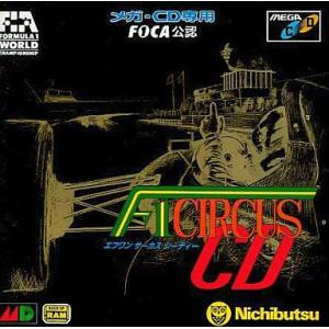 F1 Circus CD [MCD - Used Good Condition]