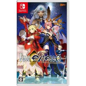 Fate/Extella: The Umbral Star- Standard Edition (Multi Language) [Switch - Used]