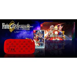 Fate/Extella: The Umbral Star- Limited Box (Multi Language) [Switch - Occasion]
