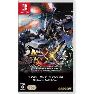 Monster Hunter XX / Double Cross - Standard Edition [Switch - Used]