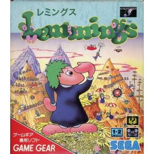 Lemmings [GG - Used Good Condition]