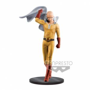 One Punch Man - DXF Premium Figure - Saitama [Banpresto]
