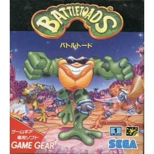 Battletoads [GG - Used Good Condition]