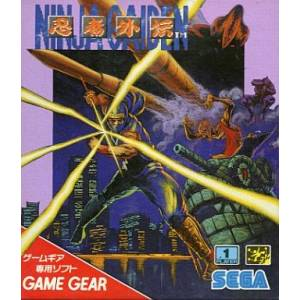 Ninja Gaiden [GG - Used Good Condition]