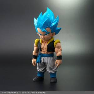 Dragon Ball Super Broly - Gogeta SSGSS Limited Edition [Dragon Ball Retro Sofubi Collection]