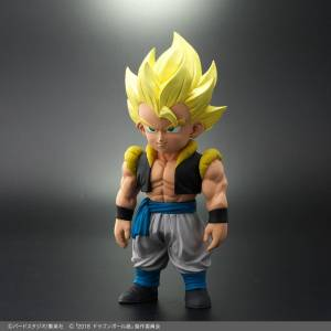 Dragon Ball Super Broly - Gogeta Super Saiyan Limited Edition [Dragon Ball Retro Sofubi Collection]