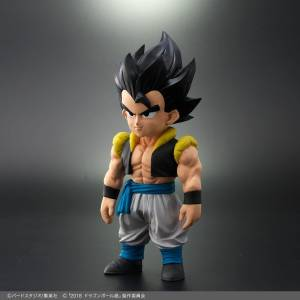 Dragon Ball Super Broly - Gogeta Limited Edition [Dragon Ball Retro Sofubi Collection]