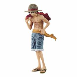One Piece - Magazine Figure Volume 2 - Monkey D Luffy [Banpresto]