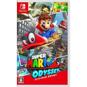 Super Mario Odyssey [Switch - Used]