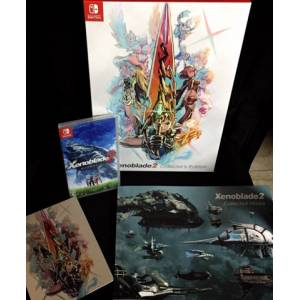 Xenoblade 2 - Collector's Edition [Switch - Used]